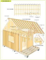 gable barn plans 10x12 shed plans gable roof 8x12 gambrel building 12x16 garden
