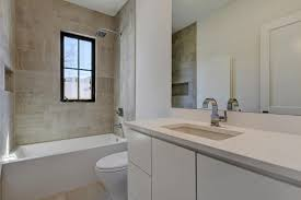 architecture white bathroom austin home decoration using