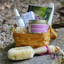 bathroom gift basket ideas breast cancer yoga wellness products breast cancer gift baskets