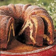 cherry chocolate marble cake recipe taste of home