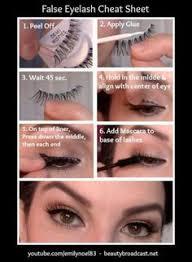 mastering false eyelashes still cant do it beautimous