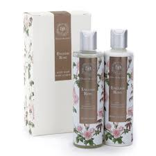 Bath And Body Gift Sets English Rose Body Wash And Lotion Gift Set Bath U0026 Body Gifts