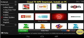 apk pc cloud tv apk app for android cloudtv for pc