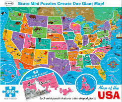 usa map jigsaw puzzle map of the usa jigsaw puzzle puzzlewarehouse