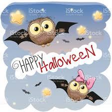 halloween owls two halloween owls stock vector art 849892410 istock