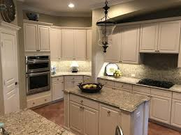 is eggshell paint for kitchen cabinets kitchen update done in a painted eggshell color