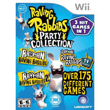 raving rabbids travel in time wii standard edition wii
