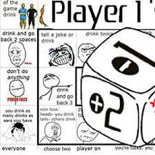 Meme Drinking Game - card drinking games