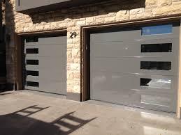 contemporary garage door designs modern garage doors styles pictures