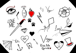 i bashed out some simple designs on a flash sheet you