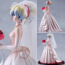 wedding dress anime wedding dress version myethos gurren lagann renia anime model