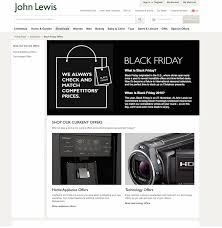 black friday deals on freezers which retailer has the best black friday strategy econsultancy
