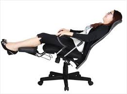 recliner office chairs smartly business people