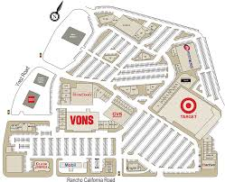 Target Center Floor Plan by Directory Temecula Town Center
