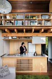 mini house design the island bay house carries a big heart in its small package