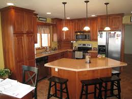 Amazing Kitchen Cabinets by Furniture Amazing Kitchen American Woodmark Cabinets In Brown