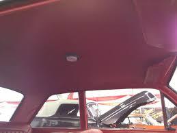 1960 Ford Falcon Interior Sedan Headliner 1960 65 Falcon