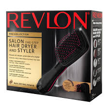 revlon salon one step hair dryer u0026 styler walmart com