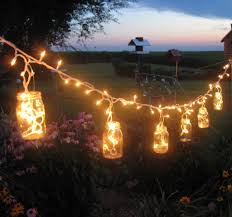 Outdoor Solar Fairy Lights by Led White Solar Fairy String Lights At Night Outdoor Lighting Plus