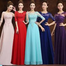 bridesmaid gowns colorful bridesmaid dress my wedding ideas