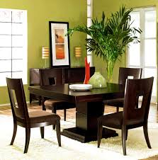apartments captivating dining room decorating ideas dark wood
