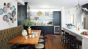 Eclectic Style Interior Design U2014 An Open Space Kitchen With Eclectic Style Youtube