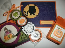 halloween gift ideas for teachers lily u0027s stampin u0027 pad giftables