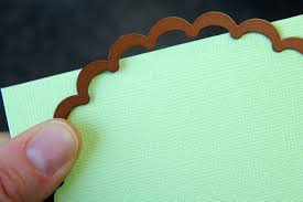 how to make easy handmade cards with die cuts