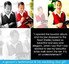 Boudoir Photo Album Ideas Photos Of Groom Receiving His Boudoir Book The Boudoir Divas