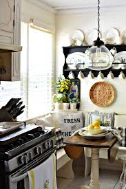 Country Home Decorating For Summer Follow The Yellow Brick Home Tour A 1921 Historic Kentucky Home