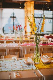 Tall Table Centerpieces by Flower Arrangements Gallery Floral Sunshine