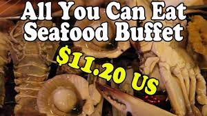 Eat All You Can Buffet by All You Can Eat Seafood Buffet Bbq Seafood In Thailand Eating