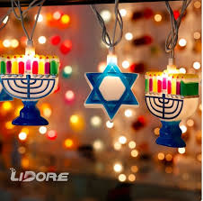 hanukkah decorations gifts for senior citizens