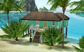 sims 3 island paradise beach house u2013 beach house style