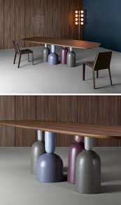 roberto paoli designs the cop table for bonaldo contemporist