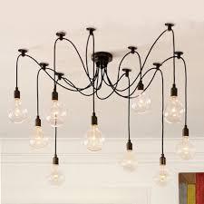 Pendant Lights Melbourne by Heads Thomas Edison Bulb Chandelier Pendant Light Replica