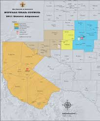 Dallas City Council District Map by Buffalotrailbsa Org Buffalo Trail Council U2013 Boy Scouts Of