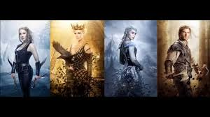 halsey castle the huntsman winter s war trailer song