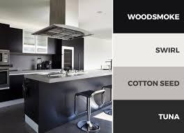 kitchen paint ideas with black cabinets 30 captivating kitchen color schemes