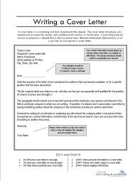 guidelines for what to include in a resume cover letter guidelines pdf guide resume and writing letters