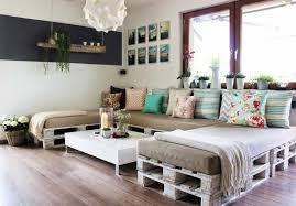 fabriquer un canap en palette salon en palette galerie et fabriquer et amanager un salon en images