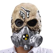 scary props hophen creepy scary costume mask for
