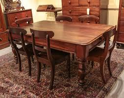 19th century australian cedar kitchen table the merchant of welby