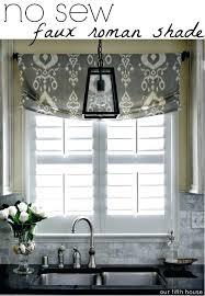 Kitchen Bay Window Curtains by Kitchen Window Treatment U2013 Fitbooster Me