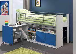 lit enfant combiné bureau génial lit combine enfant mobilier moderne