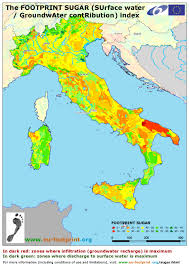 San Marino Italy Map by Language