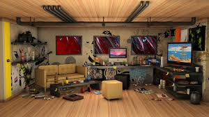 Home Computer Room Interior Design Five Cool Room Ideas For Everyone