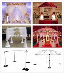 wedding backdrop stand malaysia pipe and drape wedding telescopic crossbar and upright backdrop