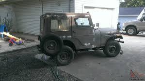 jeep 1980 cj5 jeep cj5 military 2 door 3 8l