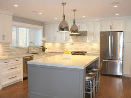 kitchen islands with sink and dishwasher kitchen room 2017 white kitchen cabinets quartz countertops